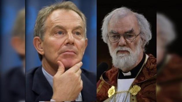 Arzobispo de Canterbury recomienda a Blair leer Dostoievski
