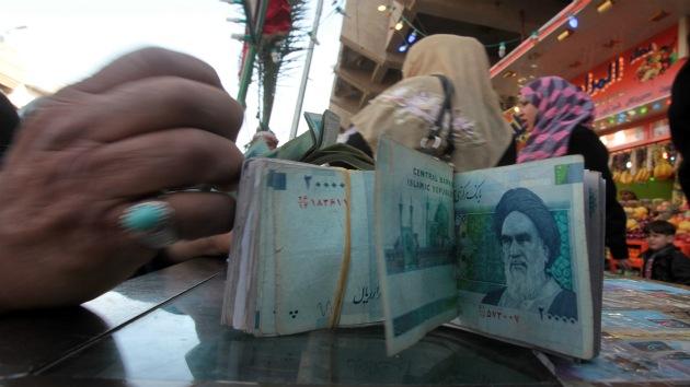 Irán apuesta por la 'economía de resistencia' para eludir las sanciones occidentales