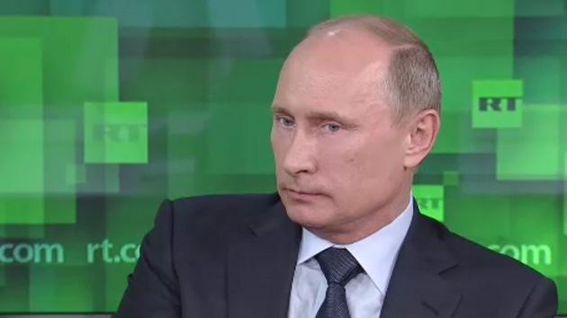 Versión completa de la conversación de Vladímir Putin con periodistas de RT