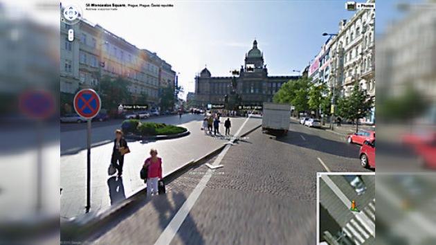 República Checa prohíbe a Google sacar fotos de su país