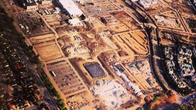 Video: Demolición en Cupertino para construir la 'nave espacial' de Apple