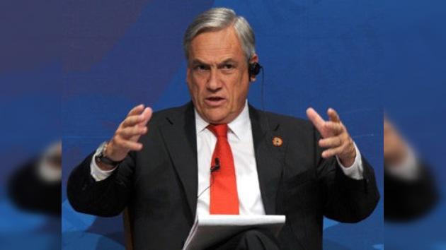 Piñera le pide a México que mire al sur y deje de 'buscar el norte'