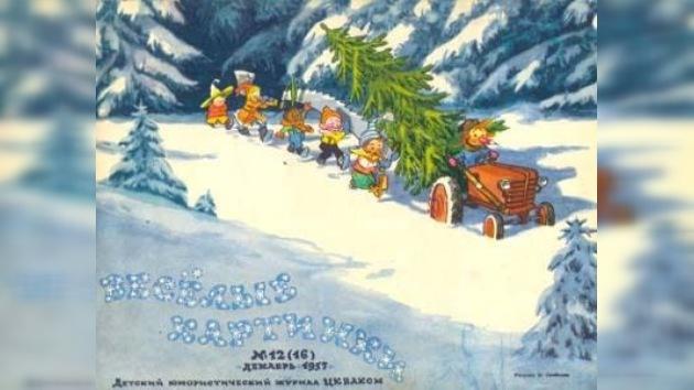 La revista infantil de humor más famosa de la URSS cumple 55 años