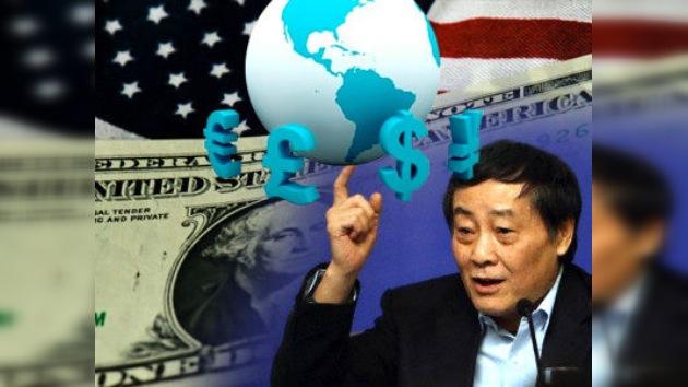 China reprende a EE. UU. como causante de la crisis y pide una divisa alternativa al dólar