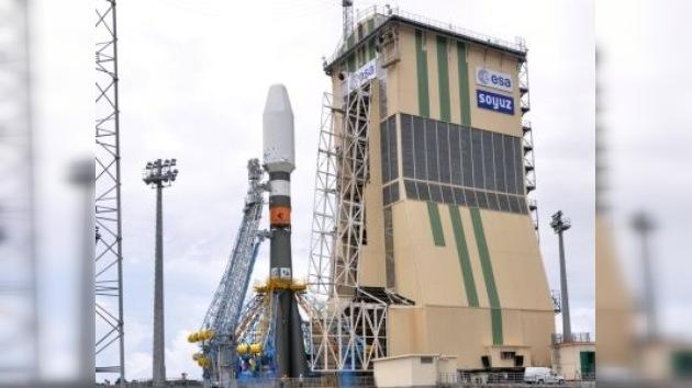 Se ha puesto en marcha en Guayana un complejo lanzacohetes tipo Soyuz