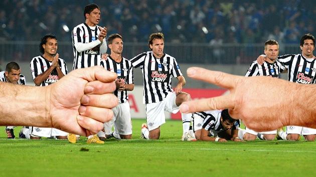 Blatter no quiere más penales en el fútbol