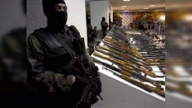 EE. UU. vendió armas a cárteles del narcotráfico