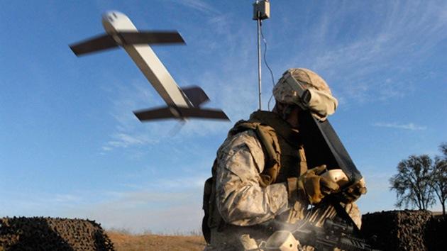 Los drones-kamikaze de EE.UU. se ciernen sobre Afganistán