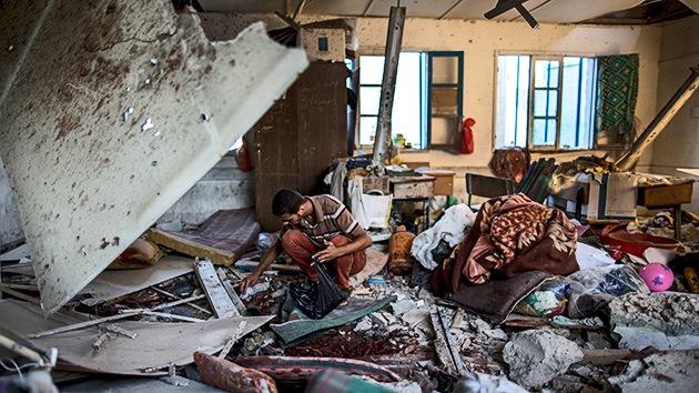 La ONU condena por primera vez el ataque israelí contra una de sus escuelas en Gaza