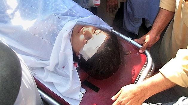 Pacifista de 14 años fue baleada en Pakistán