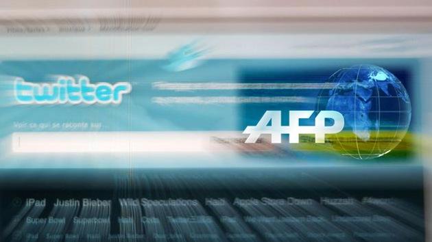 Partidarios de Al Assad piratean la cuenta de Twitter de la agencia AFP