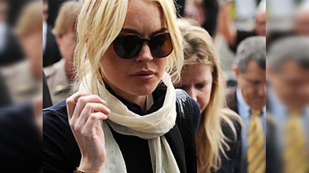 Lindsay Lohan, condenada a 4 meses de prisión, solo pasó 5 horas en la cárcel