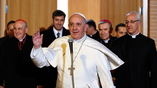 El papa Francisco elogia el diálogo entre judíos y católicos