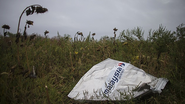 EE.UU. obstaculiza la investigación del derribo del vuelo MH17 de Malaysia Airlines