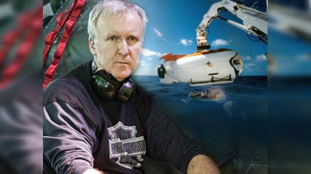 El director de 'Titanic' invitado a sumergirse al fondo del lago Baikal