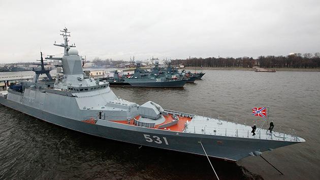 24 submarinos y 54 buques engrosarán la Armada rusa en ocho años