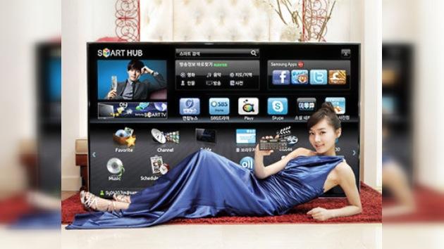 Samsung presenta el televisor 3D más grande del mundo