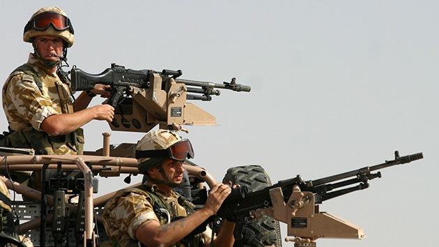 """Iraquíes denuncian la """"brutalidad aterrorizante"""" de las tropas británicas ante la justicia"""