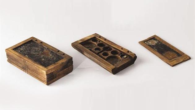 Hallan en Turquía un antecesor de las tabletas electrónicas de 8.500 años