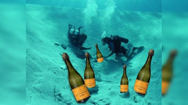 Mar de champaña