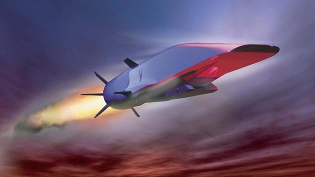 EE.UU. prueba con éxito su revolucionario avión hipersónico X-51A WaveRider