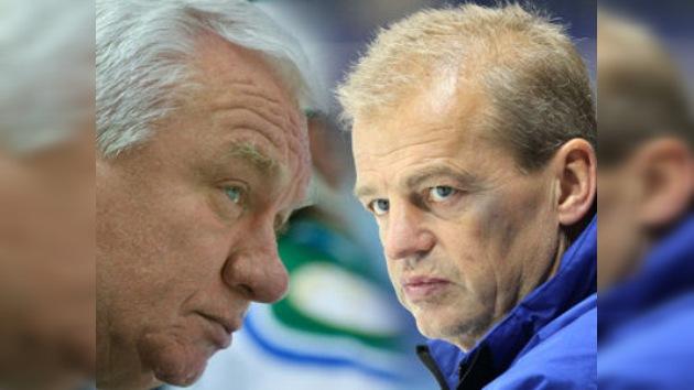 Los dos últimos finalistas de la KHL despiden a sus técnicos