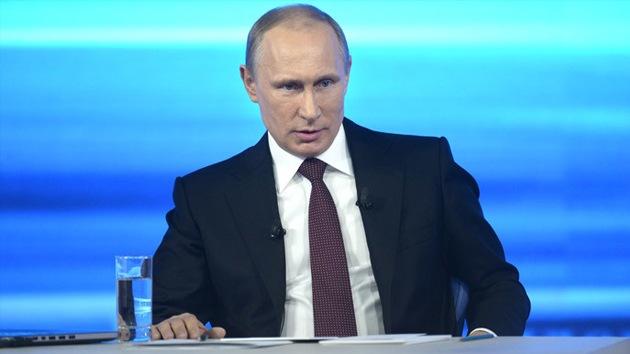 Las mejores citas de Putin en la sesión anual de respuestas a preguntas de ciudadanos