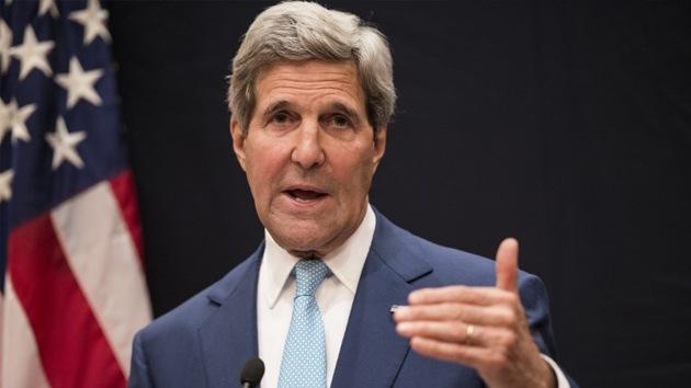 John Kerry, pillado por una cámara encendida, critica la ofensiva de Israel en Gaza