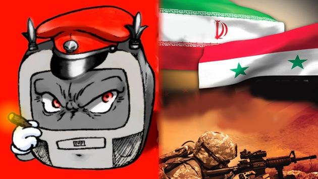 Manipulación mediática: lado a lado con armas mortales