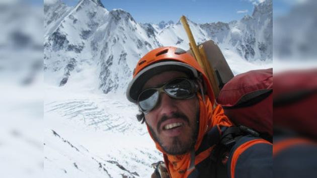Un escalador ecuatoriano pretende conquistar las 14 cumbres más altas del mundo