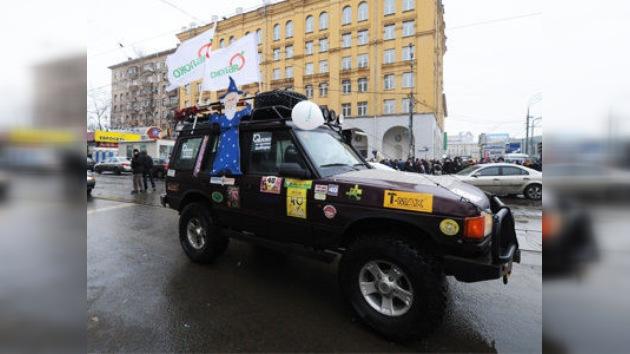 Movilizaciones en Moscú: Entre la 'justicia' y el 'amor' no hay un paso, sino un círculo