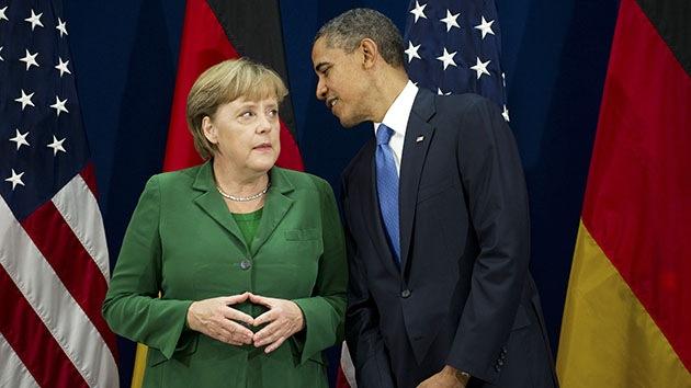 Merkel cuestiona la futura cooperación con EE.UU. tras la detención del agente doble