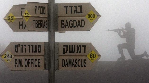 Israel sigue la ruta marcada por los rebeldes: frenar investigación militar en Siria