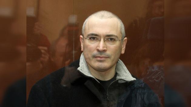 Medvédev puso fin a la huelga de hambre de Jodorkovski