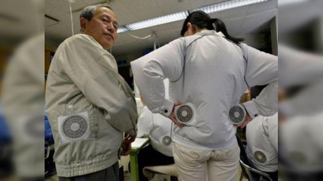 Una empresa japonesa inventa ropa con aire acondicionado