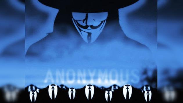 Arrestan en EE. UU. a 16 integrantes de la red de 'hackers' Anonymous