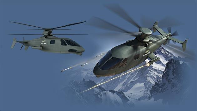 Video: Los nuevos helicópteros de EE.UU. serán tan rápidos como los aviones