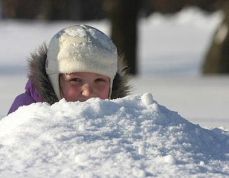 El invierno, el frío y la nieve han llegado a Rusia