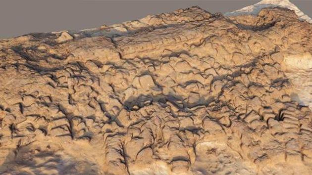 Encuentran en Israel ruinas que podrían haber sido reseñadas en la Biblia