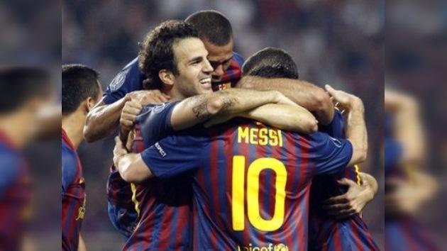 El Barça demuestra que es el más grande de Europa