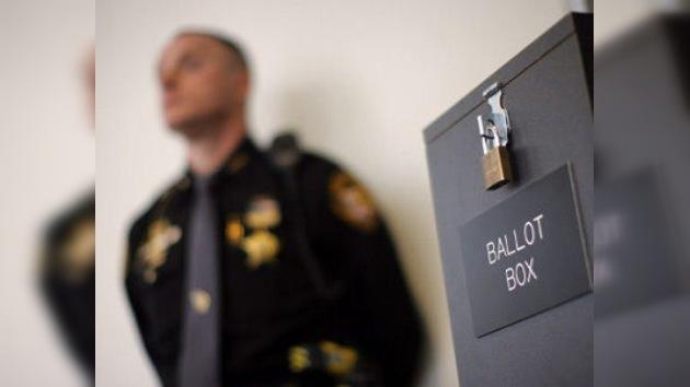 Expertos cuestionan la transparencia del registro de votos estadounidense
