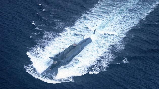 Resultado de imagen de submarinos nucleares de cuarta generación tipo 095.
