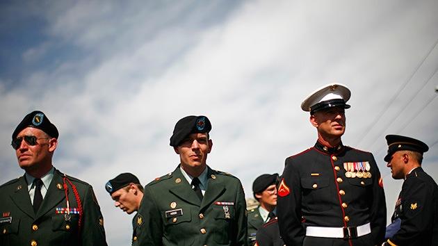 EE.UU.: El desempleo y la enfermedad mental 'acorralan' a los veteranos de guerra