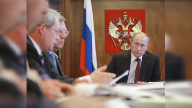 Putin encargó elaborar estrategia de desarrollo del Cáucaso del Norte
