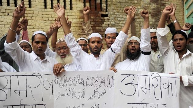 Actriz de la cinta antiislámica presenta demanda contra los productores y YouTube