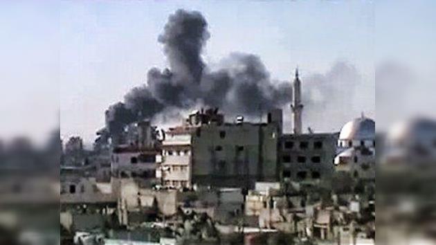 """Siria: """"La oposición actúa en beneficio de países occidentales"""""""