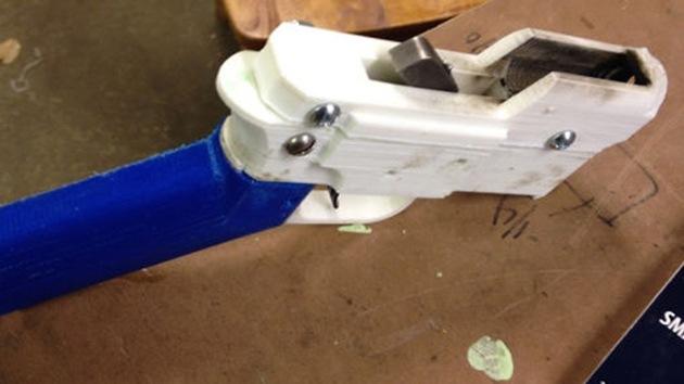 Evolución mortal: Crean la bala que hace más peligrosa las armas impresas en 3D