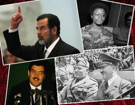 Líderes ejecutados