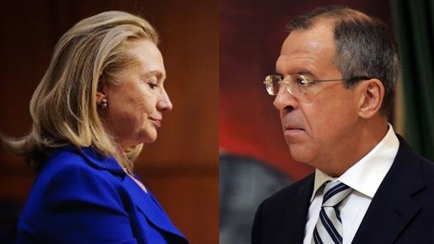 Clinton y Lavrov cara a cara: ¿aportarán a la solución del conflicto en Siria?