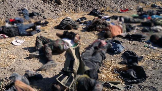 """Testigo del 'miércoles negro' en Siria a RT: """"Decidimos escapar antes que caer en manos de los que despedazan a la gente"""""""